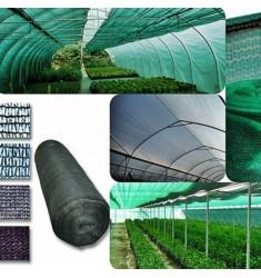 Сетка затеняющая STRONG-80 зелёная 4*20 метров