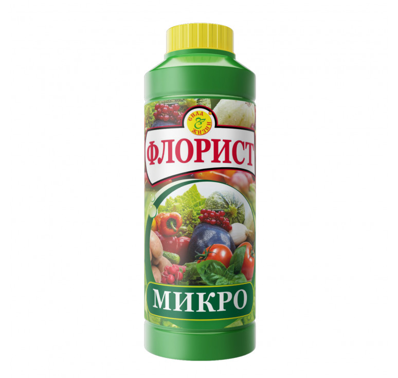 Удобрение Флорист Микро 1 шт