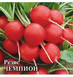 Редис Чемпион семена 25 грамм