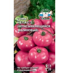 Томат Непас 2 (Непасынкующийся малиновый) семена 0,1 гр