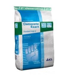 Осмокот Exact Standart High K 8-9 м формула 11-11-18+TE 100 гр