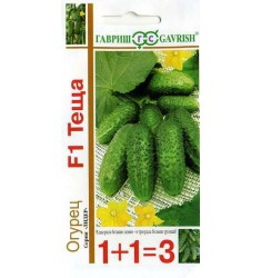 Огурец Теща F1 20 шт семян корнишон автор