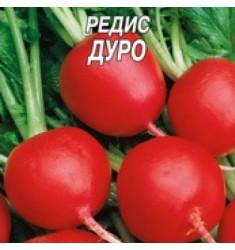Редис Дуро 2 гр ч/б упаковка
