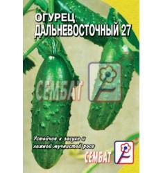 Огурец Дальневосточный, 0,5 гр ч/б пакет