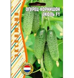 Огурец-корнишон Эколь F1 8 шт семян
